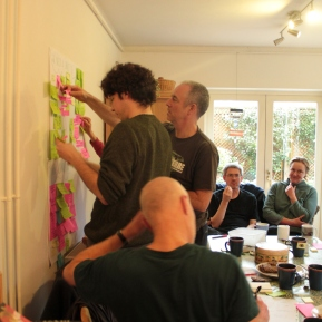 Oak tree participatory planning 10