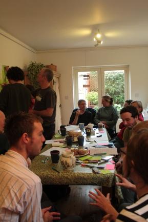 Oak tree participatory planning 9