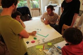 Oak tree participatory planning 8