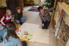 Oak tree participatory planning 1