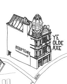 ye olde axe